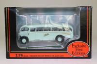EFE 26801; Leyland Tiger Cub Duple Coach; Skills; York