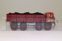 Corgi 26601; AEC MkV Truck; 8 Wheel Rigid Tipper, Andersons of Newhouse, Coal Load, Leyland Clock