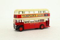 Corgi D599/10; AEC RT Double Deck Bus; Brighton Hove & District, 7B Hove Station