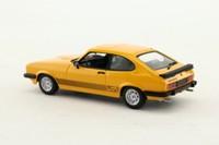 Minichamps 400 082224; 1979 Ford Capri III 3.0S; Signal Orange