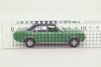 Vanguards VA05212; Ford Granada MkI 3.0 Ghia; Jade Green