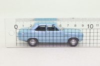 Vanguards VA09524; Ford Escort Mk1; Twin Cam; Blue Mink