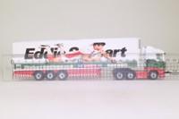 Oxford Diecast SHL07FR; Scania R Cab; Fridge Trailer, Eddie Stobart Superleague: St Helens
