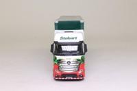 Oxford Diecast 76MB001; Mercedes-Benz Actros; GSC Curtainside, Eddie Stobart Ltd