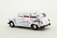 Corgi Toys 58001; Austin FX4 Taxi (1:36); British Diabetic Association