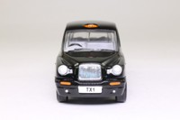 Corgi 66001; LTI TX1 London Taxi Cab; Black