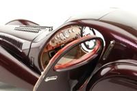 CMC M-179; 1937 Talbot Lago Coupe Figoni Falaschi; Metallic Red