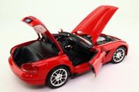 Maisto 31632; 2003 Dodge Viper SRT-10 Open Top, Red