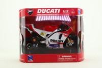 Newray 09723; Ducati Desmosedici GP11 Motorcycle; Andrea Iannone; RN29