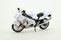 Joy City 6002; Suzuki GSX 1300R; White & Silver
