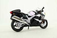 Joy City 6002; Suzuki GSX 1300R; Black & Silver