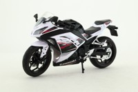 Joy City 6053; Kawasaki Ninja Motorcycle; Black & White