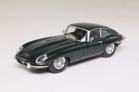 Atlas Editions 4 641 102; 1961 Jaguar E-Type 2+2 Coupe; British Racing Green