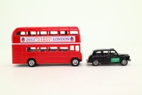Sampsons Souveneirs 00028; London Bus & Taxi Set; 2012 London Olympic Games