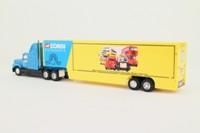 Corgi 56001; Ford Aeromax Truck; Artic Box Trailer, Corgi Roadshow Vehicle