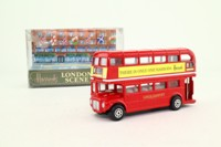 Juniors 00293; AEC Routemaster Bus; London Transport; 10 Hammersmith Broadway; Harrods Souvenir