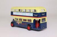 Corgi Classics C599; AEC RT Double Deck Bus (1:64); Corgi Collector Club 1993, Meridian West, Leicester