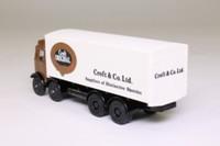 EFE E11001; AEC Mammoth Major 8W Rigid Boxvan; Croft Original Sherry