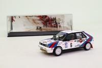 Vitesse SMC015; Lancia Delta HF 4WD; 1987 Monte Carlo Rally 1st; Biasion & Siviero; RN6