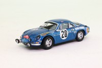 Trofeu; Alpine Renault A110; 1971 Monte Carlo Rally 1st; Andrersson & Stone; RN28