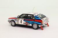 Kit Built; Lancia Delta Integrale 4x4; 1989 Monte Carlo Rally 1st; Biasion & Siviero; RN4