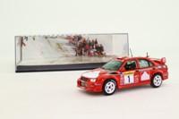 Vitesse SKW016; Mitsubishi Lancer Evo VI; 1999 Monte Carlo Rally 1st; Makinen & Mannisenmaki; RN1