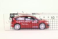Solido; Citroen C4 WRC; 2007 Monte Carlo Rally 1st; Loeb & Elena; RN1