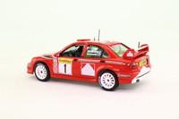 Vitesse SKW016; Mitsubishi Lancer Evo VI; 2000 Monte Carlo Rally 1st; Makinen & Mannisenmaki; RN1