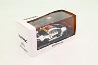 Minichamps 447 140101; Audi R8 LMS Ultra; 2014 Macau GT Cup 3rd; Edoardo Mortara; RN1