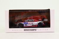 Minichamps 447 150115; Audi R8; 2015 24h Nurburgring 12th; Cehng, Lee, Thong, Yoong; RN15