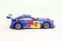 Minichamps 400 062707; BMW Z4 GT3; 2006 24h Silverstone 1st; Quester, Werner, Mullen, Campbell-Walker; RN5