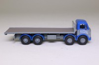 Base Toys DA38; 1957 AEC Mammoth Major; 8 Wheel Flatbed, Russell of Bathgate