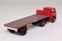 Base Toys D-37; Leyland Mouthorgan Cab; Artic Flatbed; BRS