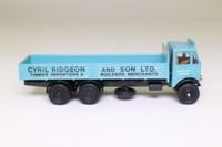 EFE 10302; AEC Mammoth Major 6W Rigid Dropside; Cyril Ridgeon & Son Ltd, Timber Importers