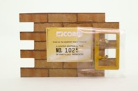 Corgi Classics 13904; Foden S21 Mickey Mouse; 8 Wheel Rigid Flatbed, Blue Circle Cement; Sacks Load