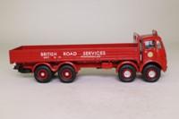 Corgi 10101; ERF V; 8 Wheel Dropside; British Road Services; Pontardulais