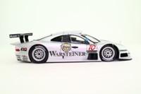 Maisto 38848; Mercedes-Benz CLK-GTR DTM Racer; 1997 Nannini & Tiemann; RN10