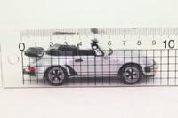 Corgi TY97303; Porsche 911 Turbo Cabrio 930; Open Top; Silver