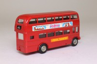 Budgie 236; AEC Routemaster Bus; Houses of Parliament, Tower Bridge; Red