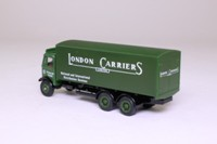 EFE 10501; AEC Mammoth Major 6W Rigid Boxvan; London Carriers Limited
