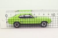 Cararama 11129; Ford Capri Mark 1; Lime Green