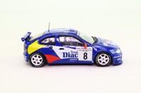 IXO; Renault Megane Maxi; 1996 Tour de Corse 10th; Ragnotti & Thimonier; RN8