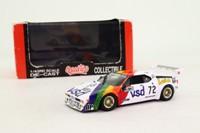 Quartzo Q3044; BMW M1 Coupe; 1981 24h Le Mans DNF; Rousselot, Servanin, Ferrier; RN72