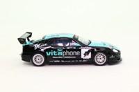 IXO GTM020; Maserati 4200GT Coupe Cambiocorsa; 2003 Trophy Mugello; Arnoux & Bossari; RN1