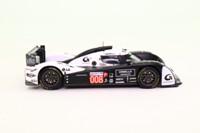 IXO LMM192; Lola Aston Martin LMP1; 2010 24h Le Mans DNF; Ragues, Mailleaux, Ickx; RN008