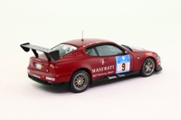 IXO GTM056; Maserati 4200GT Coupe Cambiocorsa; 2009 24h Nurburgring; Laffite Giudici Hong Meaden; RN9