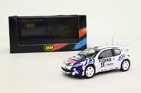 Jadi 90015; Peugeot 206 WRC; 1999 Tour de Corse DNF; Delacour & Grataloup; RN15