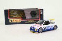 Universal Hobbies 1820; Renault Sport Clio V6; Clio Trophy; M Vesnic; RN54; Zepter