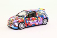 Universal Hobbies 1811; Renault Sport Clio V6; 2000 Clio Trophy; RN81