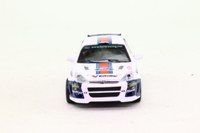 Cararama 00432; Ford Focus WRC; 2001 Monte Carlo Rally 2nd; Moya & Sainz; RN3